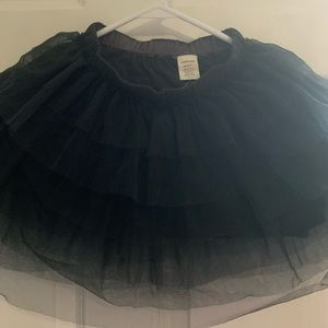 Crewcuts Gray Tulle Skirt 6-7! ADORABLE!! NWOT!!